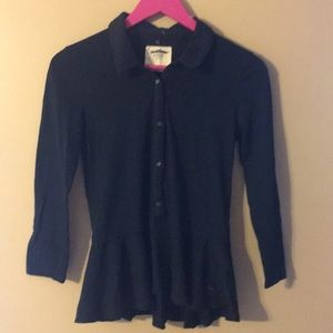 Abercrombie and Fitch cute top nwot